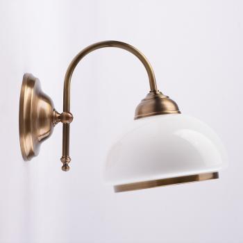 Murano wall lamp