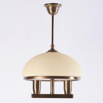 Lampa pojedyncza - kaganek