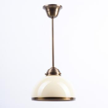 Pojedyncza lampa wisząca